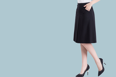 Ladies' Officewear with Pockets