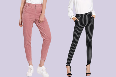 Ladies' Pocket Pants