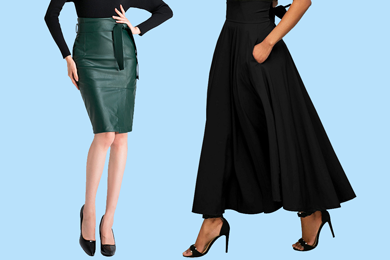 Ladies' Pocket Skirts